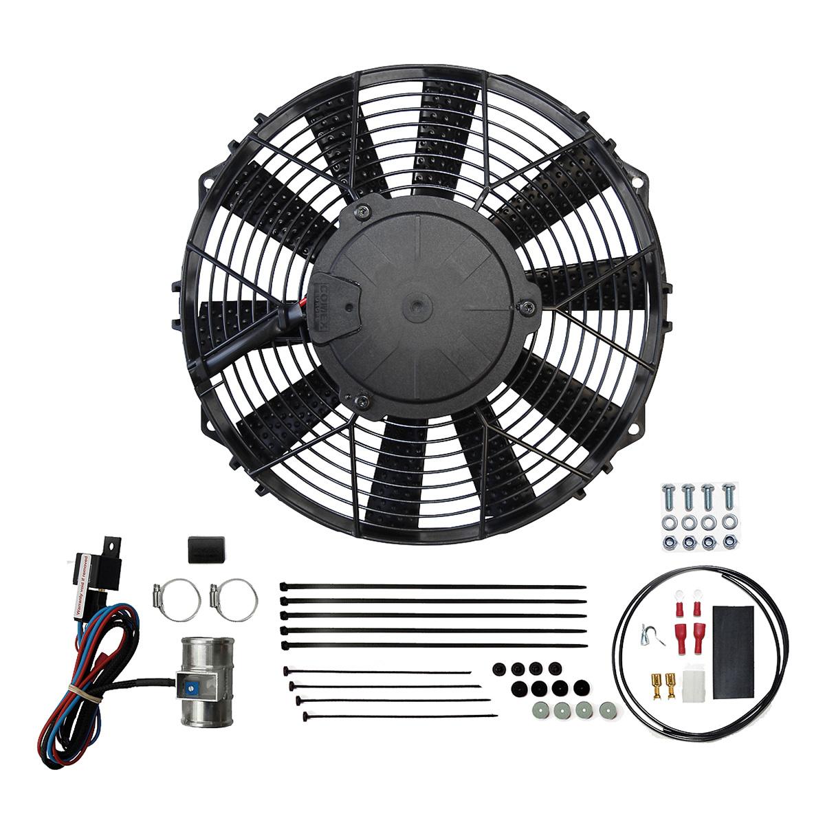 Revotec Cooling Fan Kits