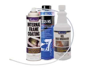 Rust Removal & Prevention