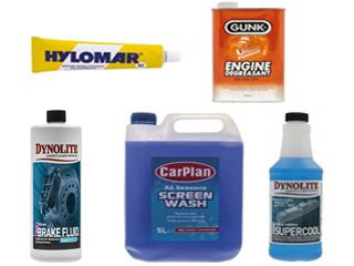 Fluids & Engine Additives