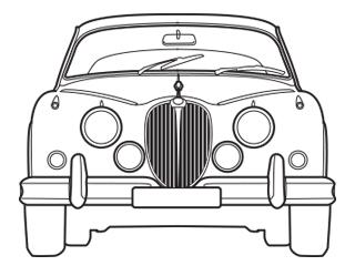Jaguar Mk1-10 (1955-1970)