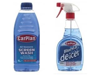 Screen Wash & De-Icer