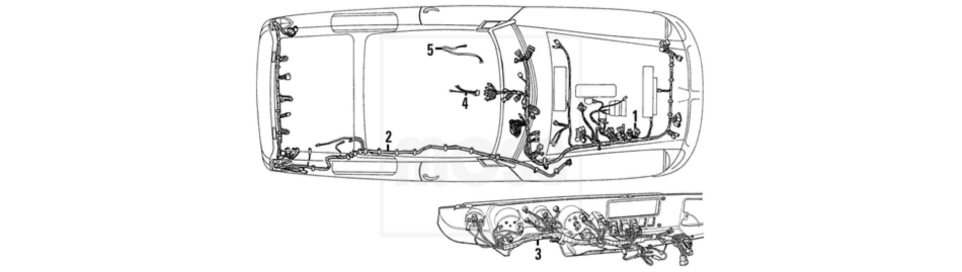 Mgb Wiring Harness - Wiring Diagram M9 on