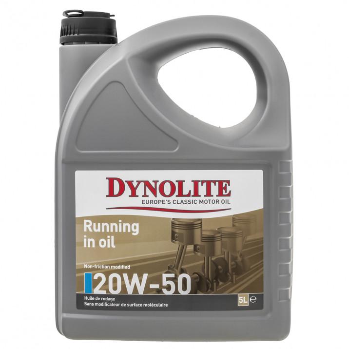 Huile de Rodage Dynolite Huile moteur 20w-50 5Litres