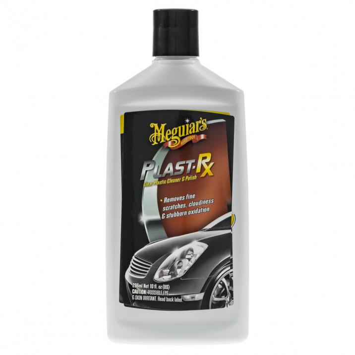 Meguiar's Plast-RX Cleaner Polish, 296ml