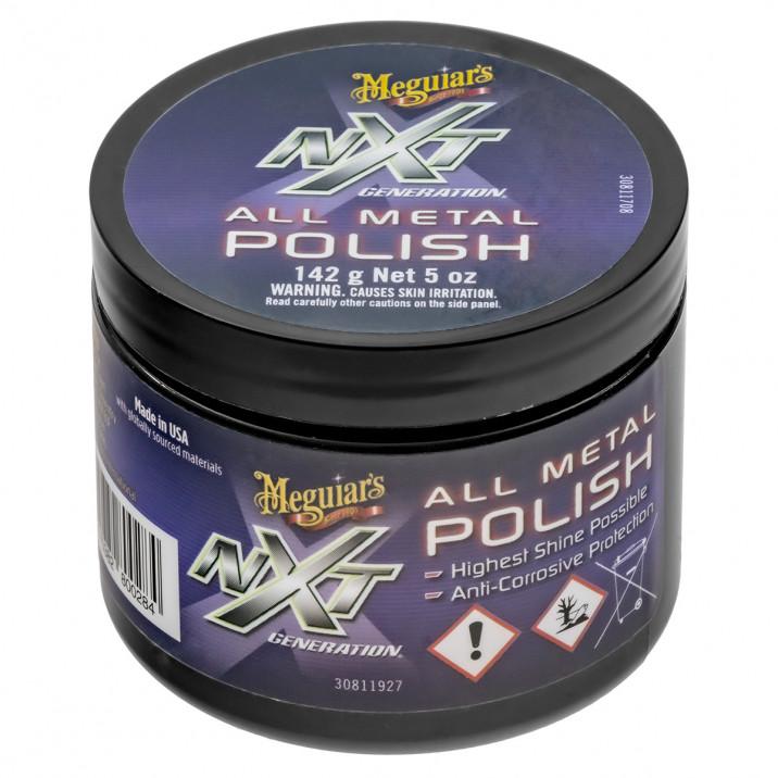 Meguiar's NXT Metal Polish, 142g