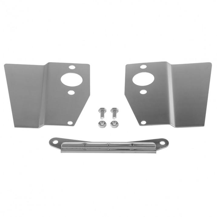 Twin SU Stainless Steel Heat Shield