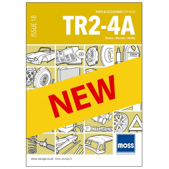 TR2-4A Parts Catalogue