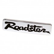 Badge, OEM Mk1 Roadster, black