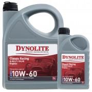 Huile Compétition Dynolite Synthétique Racing Oil 10w-60