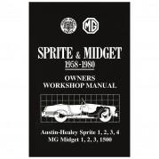 Workshop Manual, Sprite & Midget