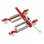 Wheel Skates, ratchet lift 570kg