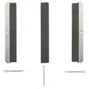 Honing Tool Stone Set, medium, 3 piece