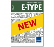 E-Type Parts Catalogue