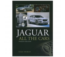 Jaguar - All The Cars (4th Edition), book