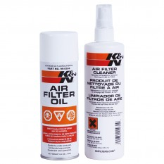 K&N Air Filter Maintenance Products