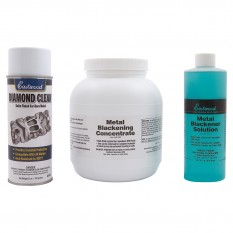 Metal Blacking Kit