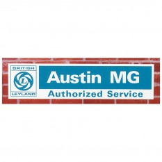 MG Service Signs
