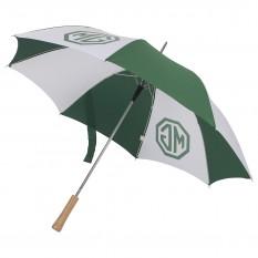 Umbrella, MG logo