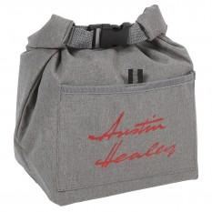 Cool Bag, grey, insulated, Austin-Healey logo