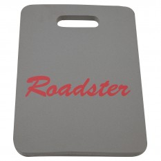 Kneeling Pad, Softek, MX-5 Roadster logo