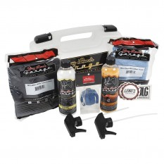 Car Show Detail Kit with Case by Jay Leno's Garage