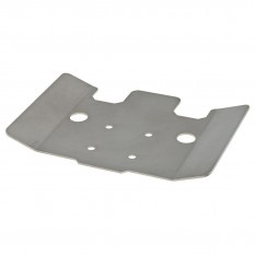 Heat Shield, Weber DCOE, stainless steel