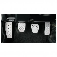 Cobalt Grid Style Pedal Set