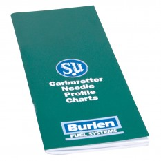 SU Carburettor Needle Chart & Parts Catalogue