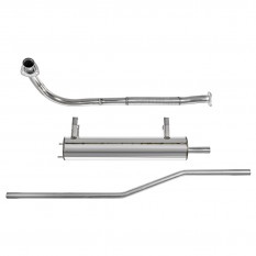 Bell Stainless Steel Exhaust Systems - T-Type