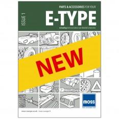 E-Type Parts Catalogue