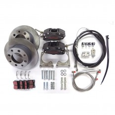 Frontline Developments Rear Disc Brake Conversion Kits - MGB