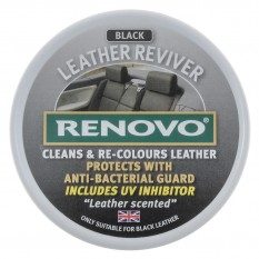 Leather Reviver, black, 200ml