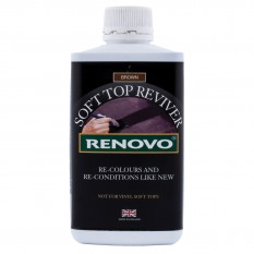 Renovo Soft Top Reviver, Brown, 500ml