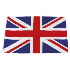 ACCESSOIRES, Drapeau Union Jack, 3 X 5, brodé