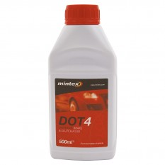 Brake & Clutch Fluid - DOT 4