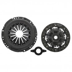 Clutch Kit, 3 piece, roller release bearing, AP
