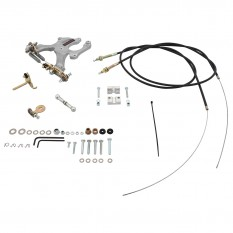 Linkage Kit, Weber DCOE carburettor, Mangoletsi, twin cable