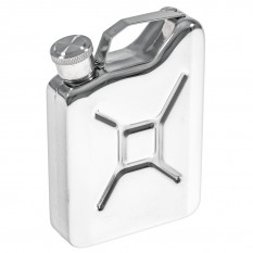 Hip Flask, petrol can