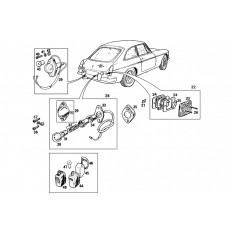 1975 Fiat 124 Spider Wiring Diagram Diagrams moreover 1979 Mgb Wiring Harness in addition Batteries Electrique together with Eclairage moreover Alimentation. on mg midget transmission