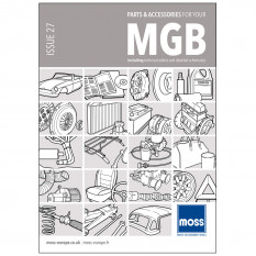 MGB Parts Catalogue