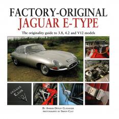 Factory-Original Jaguar E-Type