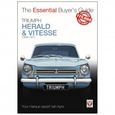 Essential Buyers Guide, Triumph Herald and Vitesse