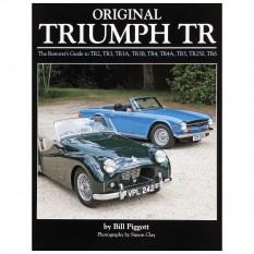 Original Series TR2-6 Book