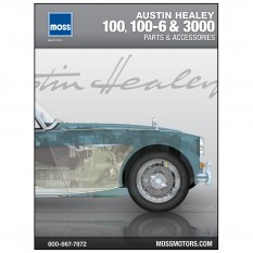 Catalogue Austin-Healey 100, 3000