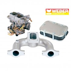 CARBURATEUR, Kit, Weber vertical, 74 >