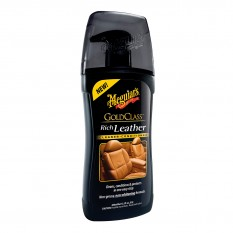 Meguiar's Gold Class Rich Leather Cleaner & Conditioner, 400ml