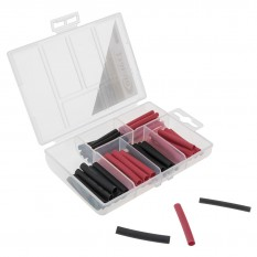 Heat Shrink Sleeving Kit, 60 piece