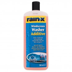 Rain-X Windscreen Washer Fluid, 500ml