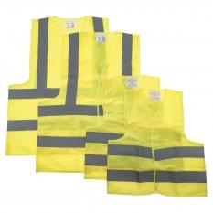 AA High Vis Vest (family pack)