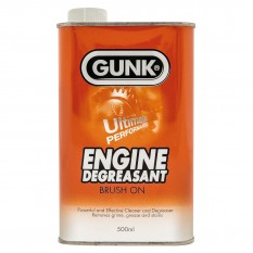 Gunk Degreaser, Brush on, 500ml